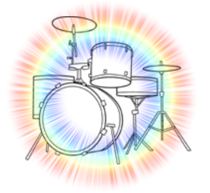 basic jazz set drums