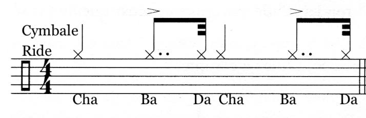 swing chabada