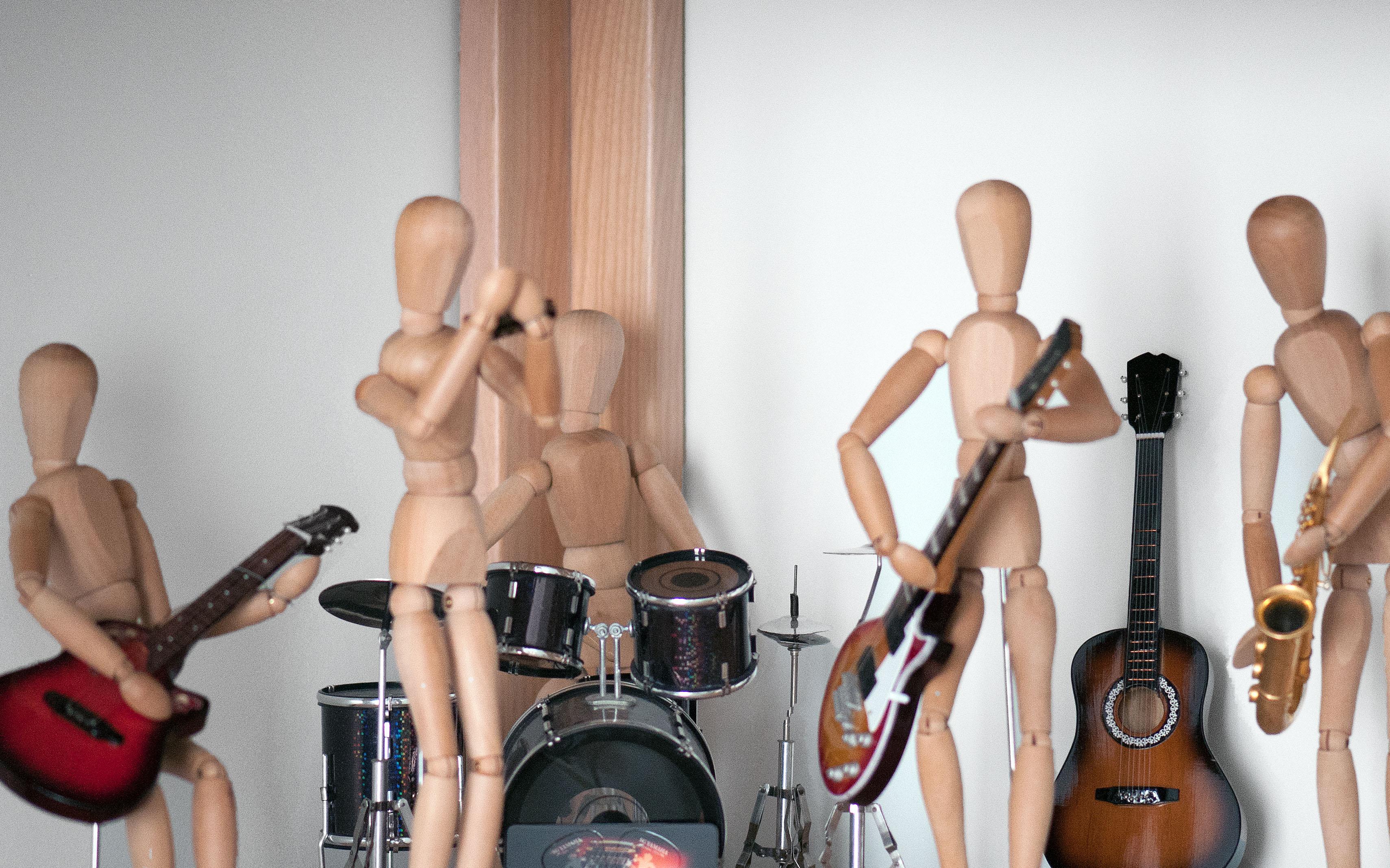 les caract ristiques du jazz osons la guitare jazz. Black Bedroom Furniture Sets. Home Design Ideas