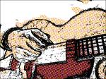 main droite fermée