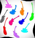 guitares jazz altérées
