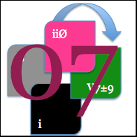 img Phrase 07 Cadence [ ii Ø ] [ V7±9 ] [ i ou I Δ ] [ % ] regular minor