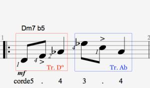 Partition phrase 13 - mes 1