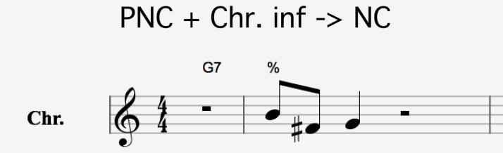 PNC + Chr Inf -> NC