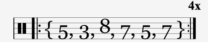 Arpèges depl octave # 2